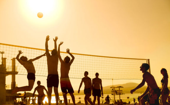 Top Recreational Beach Sports to Play This Summer