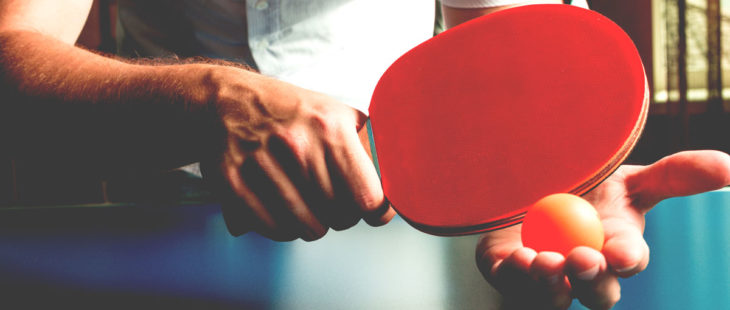 Rules of Ping Pong
