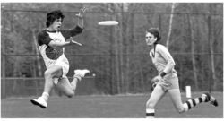History of Ultimate Frisbee
