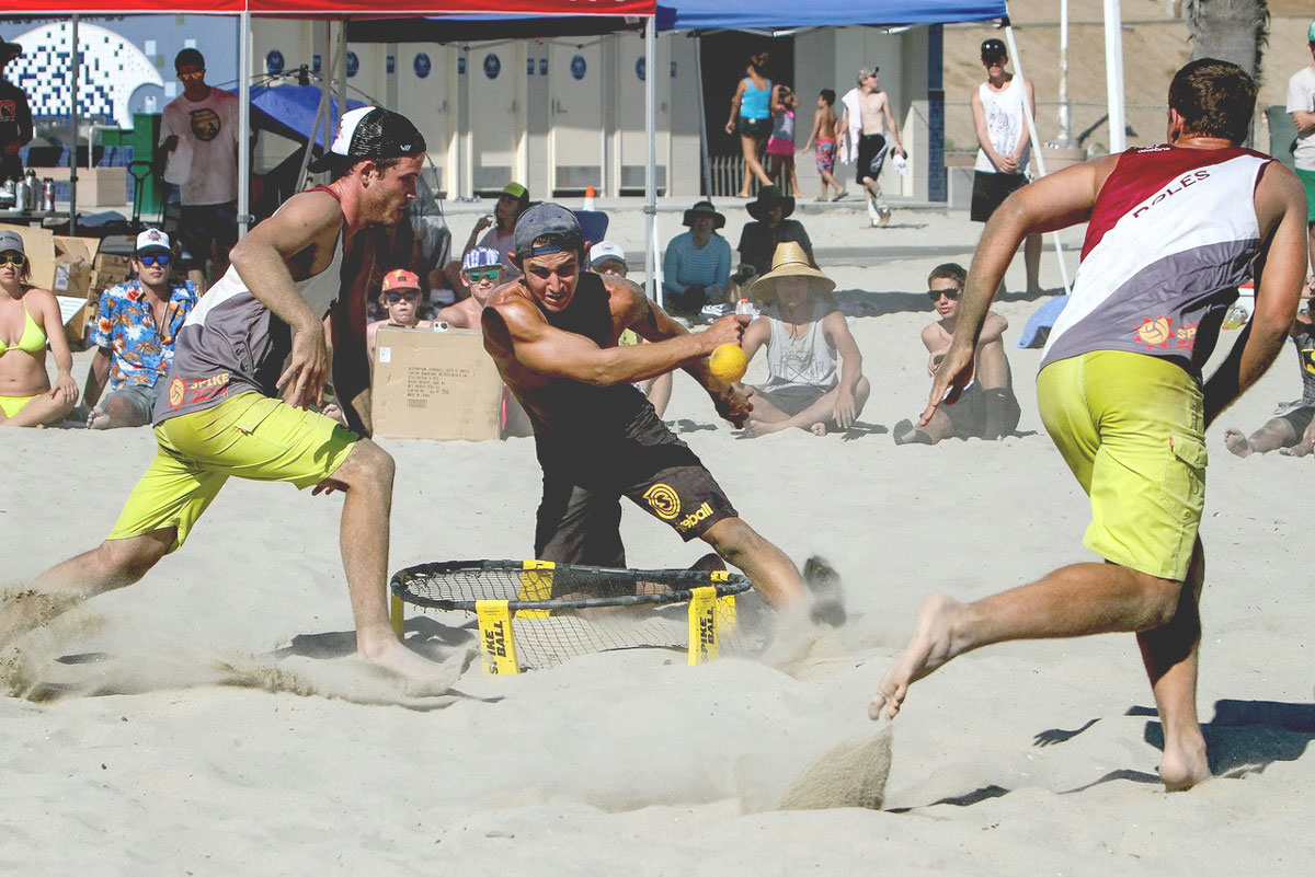 Spikeball Rules