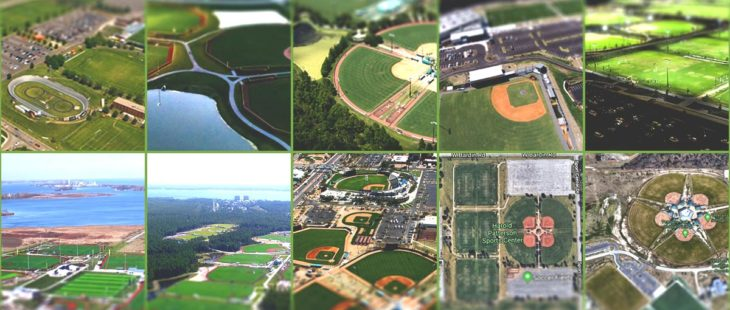 Top 10 Multipurpose Sports Complexes in the United States